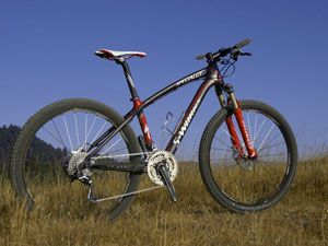 Велосипед-хардтейл