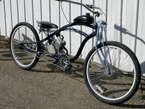 Самодельное мотор для велосипеда