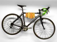 крепление велосипеда на стену