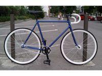 переделка скоростного велосипеда