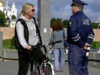 Штрафы велосипедистам