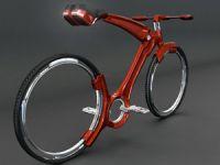 велосипед без спиц